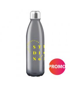 Colorate bottiglie d'acqua personalizzate