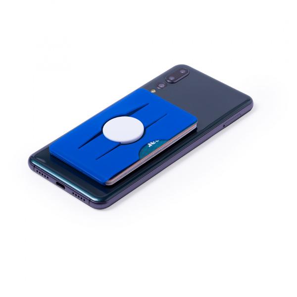 Anello Smartphone con Porta Carte