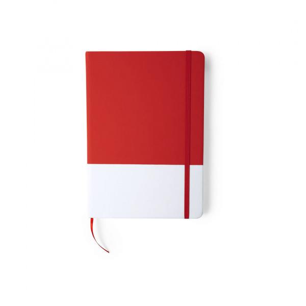 Bloc-Notes 100 fogli con segna pagine