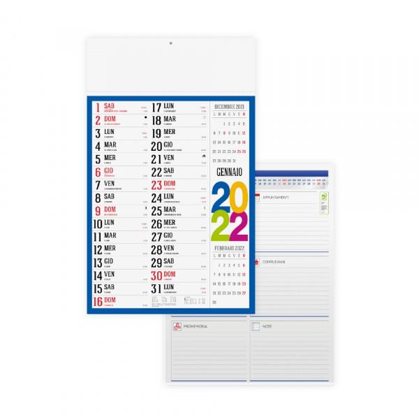 Calendari 2022 Personalizzati