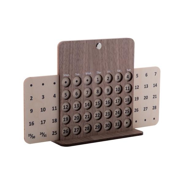 Calendario da tavolo perpetuo personalizzabile