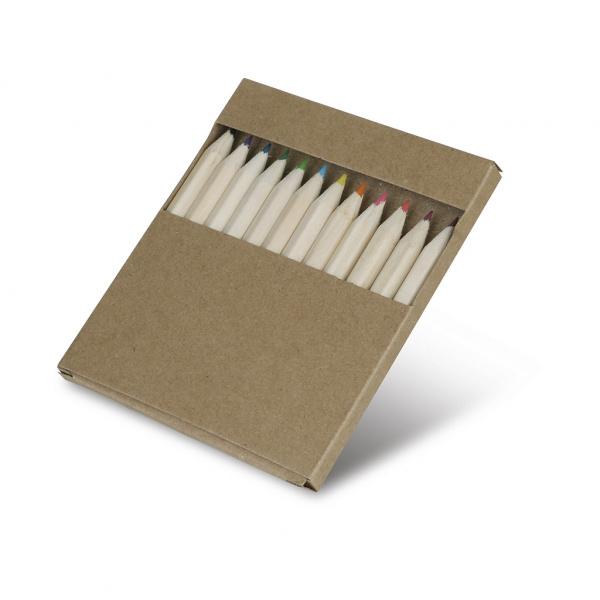 Confezione matite colorate