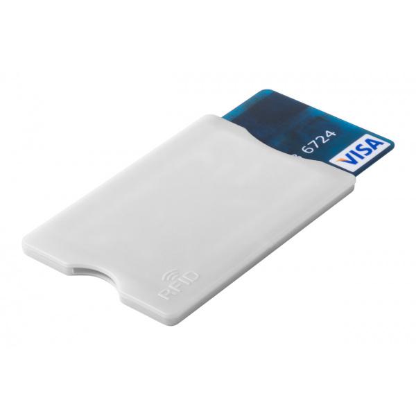 Custodia per carte di credito personalizzata RFID