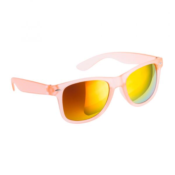 Occhiali Sole con Montatura Trasparente
