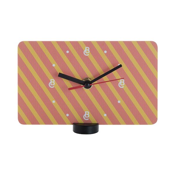 Orologio Analogico da Tavolo con Logo