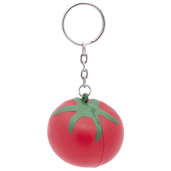 Portachiavi antistress pomodoro