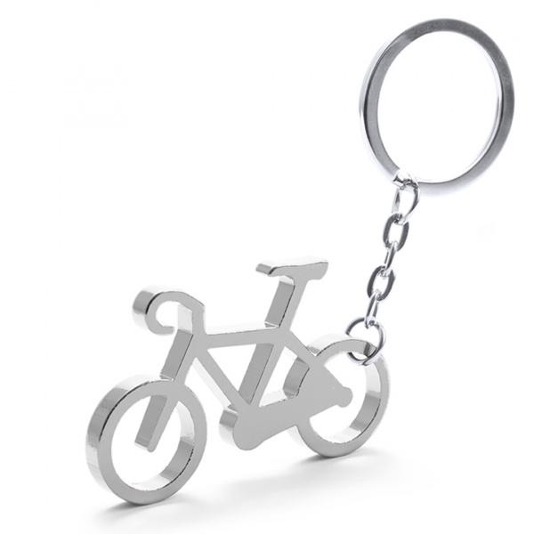 Portachiavi Bicicletta Apribottiglie