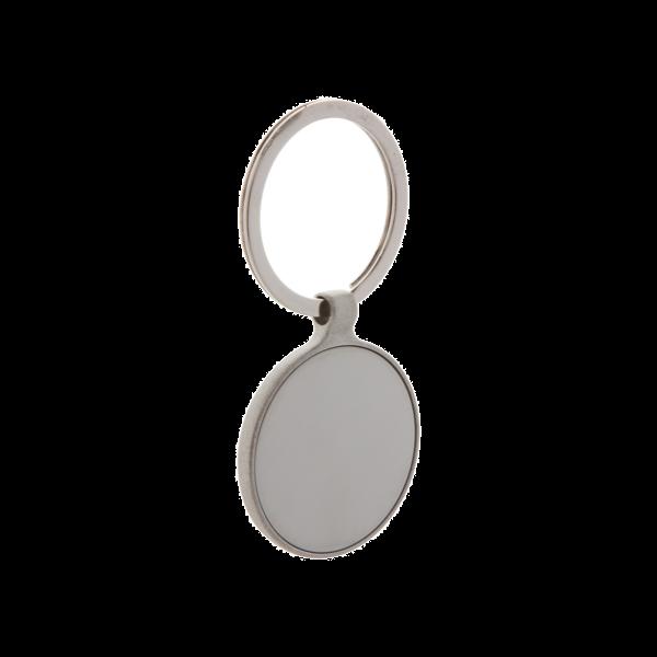 Portachiavi Promozionale in MetalloPresentati in una confezione individuale, questi portachiavi pubblicitari dallo stile classico sono ideali per un regalo aziendale formale ed elegante.