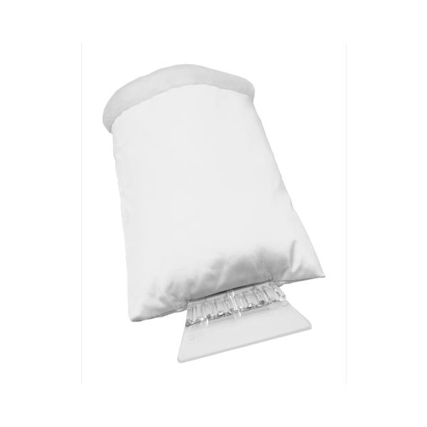 Raschia ghiaccio con guanto