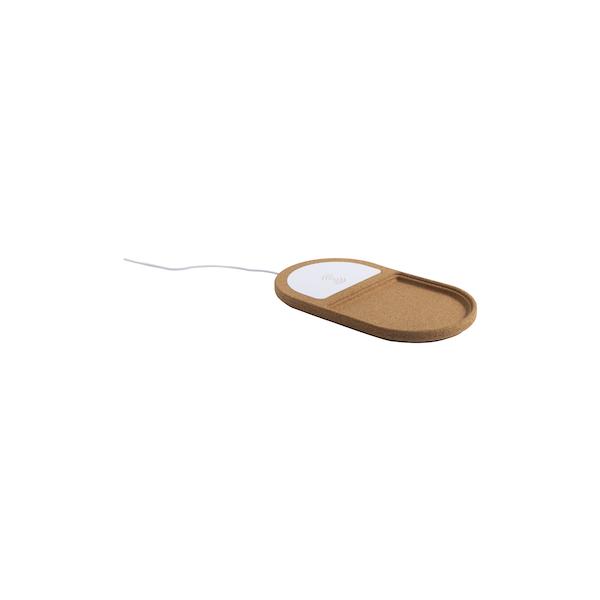 Svuota tasche con caricatore wireless Dilfox