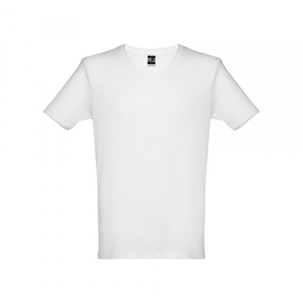 T-shirt da uomo V 150g