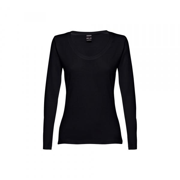 T-shirt a manica lunga da donna 150g