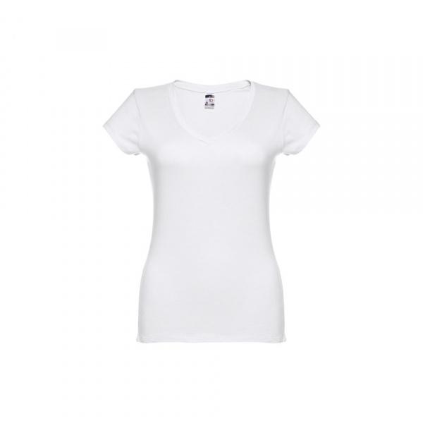 T-shirt da donna scollo a V
