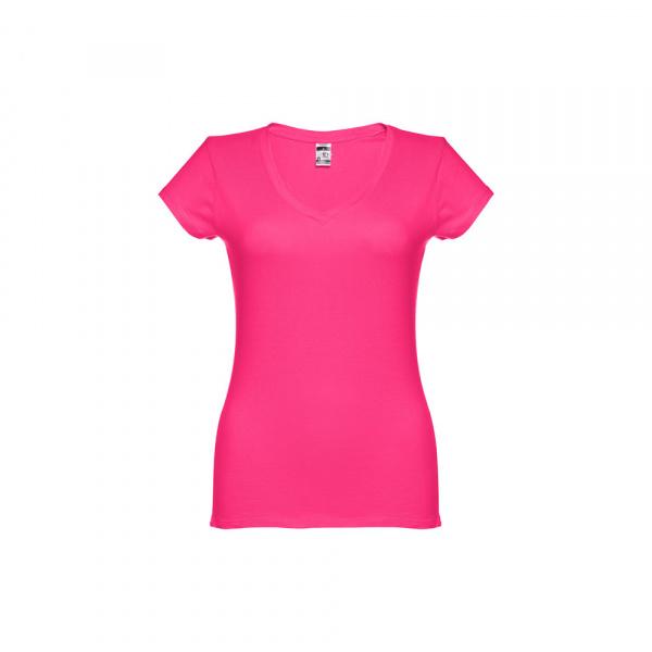 T-shirt da donna V 150g