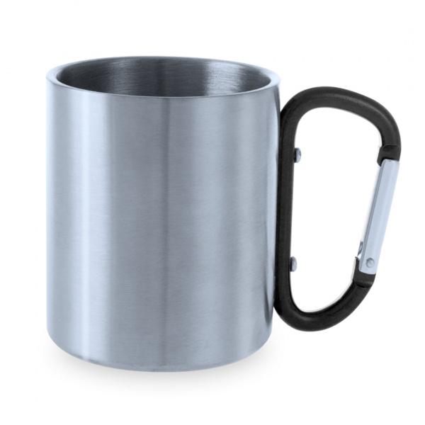 Tazza in Acciaio 210 ml