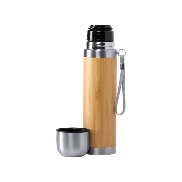 Thermo in bambù personalizzato