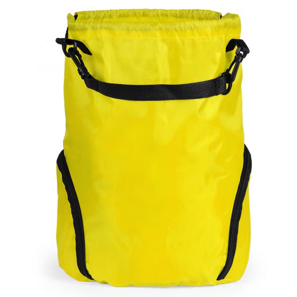 Sacca Zaino con 3 Tasche