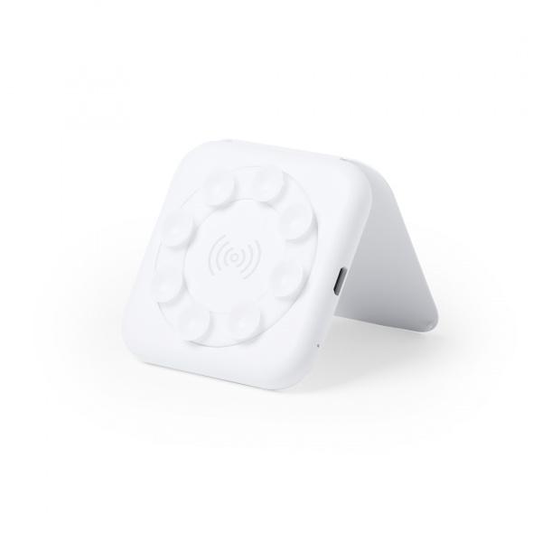 Supporto Smartphone con Ricarica Wireless
