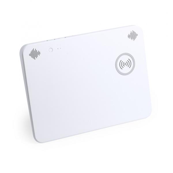 Tappetino Mouse con Powerbank 4000 mah