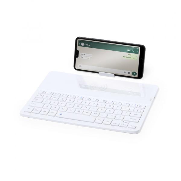 Tastiera Pc Base di Ricarica Wireless
