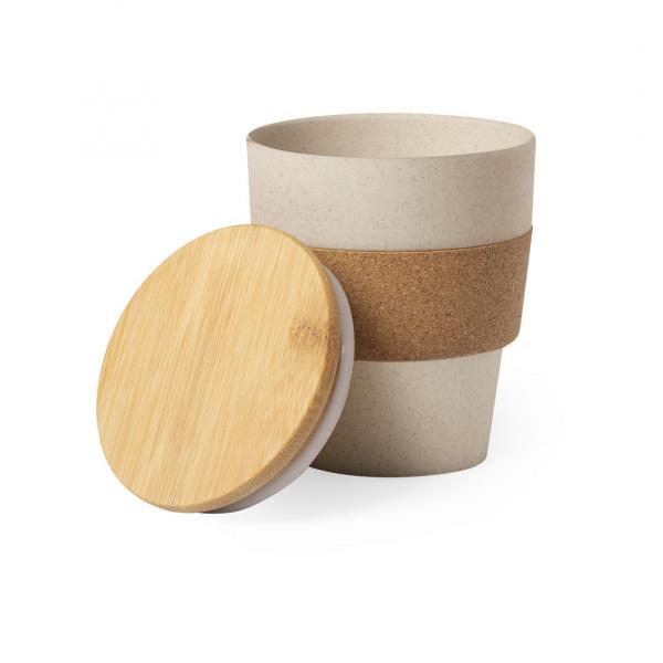 Tazza per Infusi in Bambù