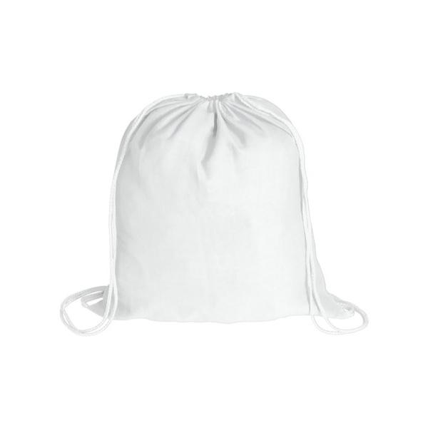 Zainetto personalizzato cotone per pubblicità