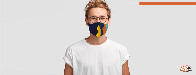 Mascherine personalizzate: perché sono così importanti