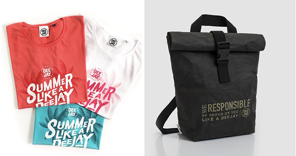 Case Study: il merchandising personalizzato di Radio Deejay