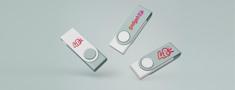 Pennette Personalizzate: perché regalare le chiavette Usb